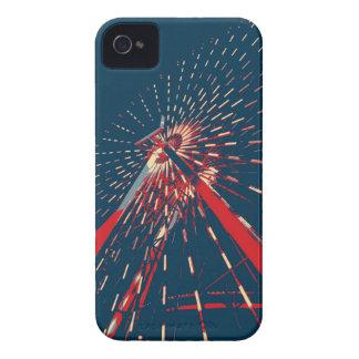 Ferris Wheel iPhone 4 Cover