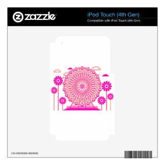 Ferris_Wheel iPod Touch 4G Decals