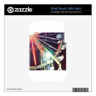 Ferris Wheel iPod Touch 4G Skin
