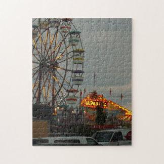Ferris Wheel Jigsaw Puzzle