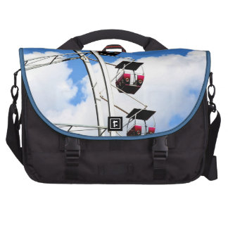 Ferris wheel laptop bag