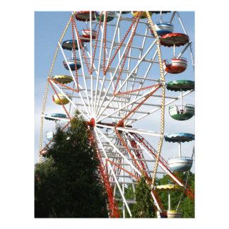 Ferris Wheel Letterhead