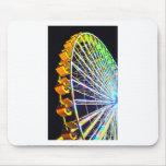 Ferris Wheel Mouse Pads