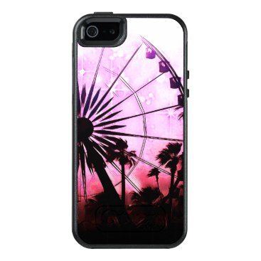 Ferris Wheel (Pink) iPhone SE/5/5s Otterbox Case