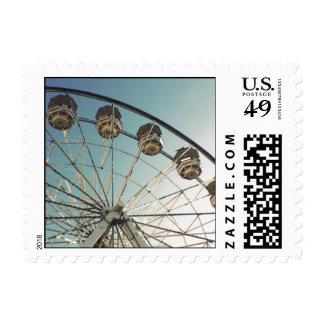 Ferris Wheel Stamp