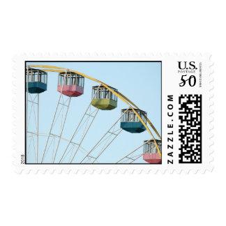 Ferris Wheel Postage