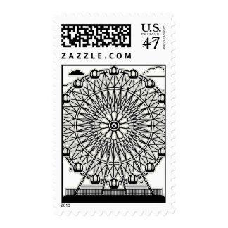Ferris_Wheel Postage