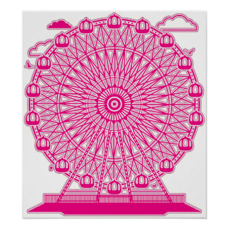 Ferris_Wheel Posters