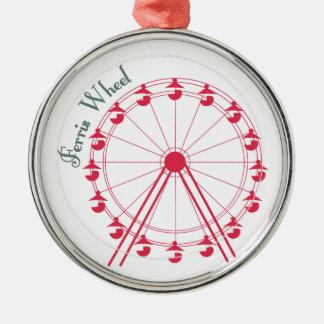 Ferris Wheel Ride Ornaments