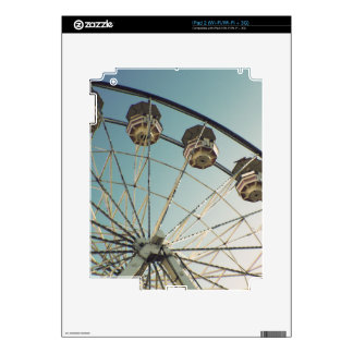 Ferris Wheel Decals For The iPad 2