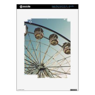 Ferris Wheel iPad 3 Decals