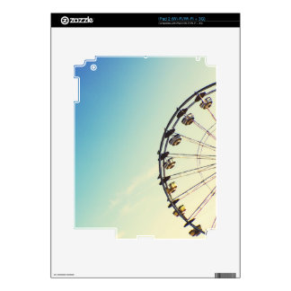 Ferris Wheel iPad 2 Skin