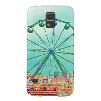 Ferris Wheel Spring Fest Misquamicut Beach Galaxy S5 Cover