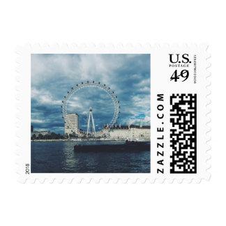 Ferris Wheel Stamp Postage