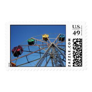 Ferris Wheel stamps