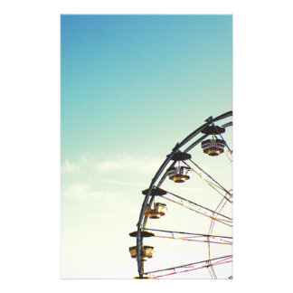 Ferris Wheel Stationery Paper