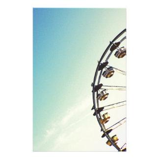Ferris Wheel Stationery