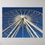 Ferris Wheel Symmetry Print