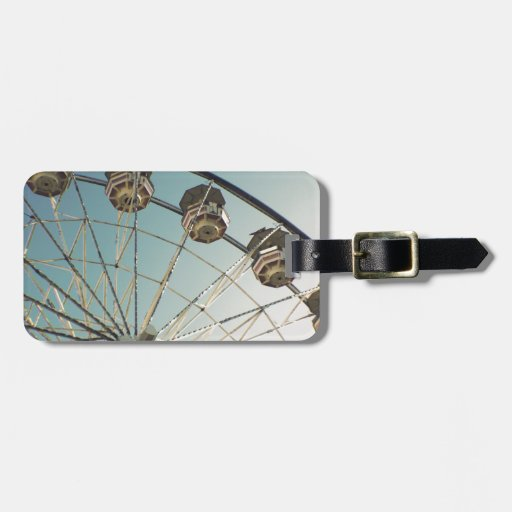 Ferris Wheel Tags For Bags