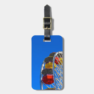 Ferris Wheels LA Luggage Tag