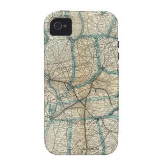 Ferrocarril 2 de Louisville y de Nashville Case-Mate iPhone 4 Funda