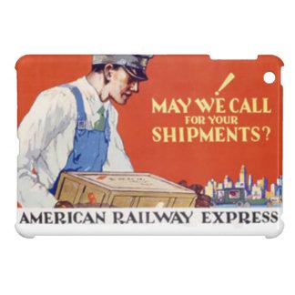 ¿Ferrocarril americano expreso, mayo llamamos?
