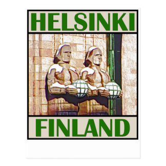 Ferrocarril central Helsinki