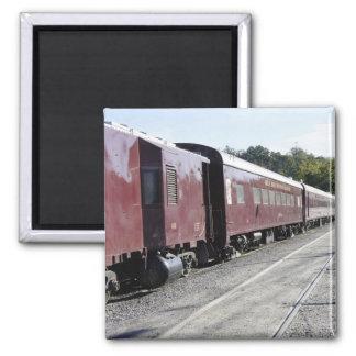 Ferrocarril de Bryson Imán Cuadrado