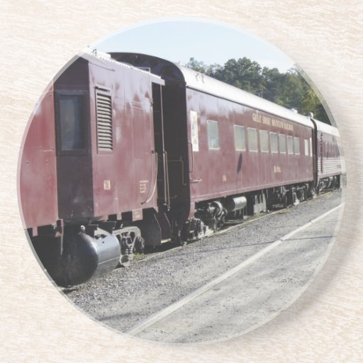 Ferrocarril de Bryson Posavasos Para Bebidas
