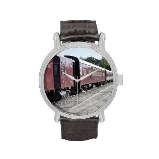 Ferrocarril de Bryson Relojes De Mano