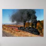 Ferrocarril de Cumbres y de Toltec, no. 487 y no.  Impresiones