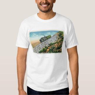 Ferrocarril de diente del Mt Washington, la Remeras