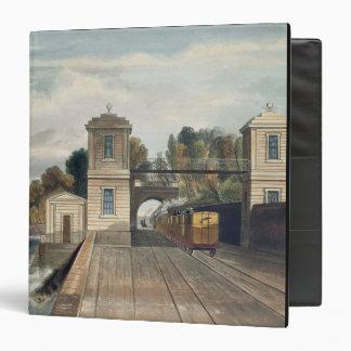 Ferrocarril de Dublín y de Kingstown: Pabellones d