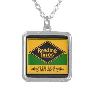 Ferrocarril de la lectura, línea collar de la