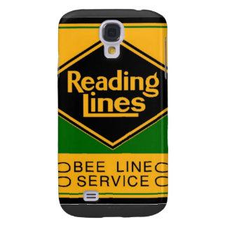 Ferrocarril de la lectura, línea servicio de la ab