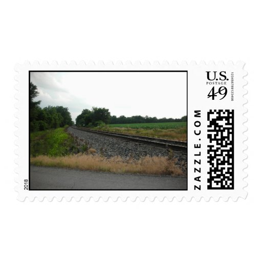 Ferrocarril de la pequeña ciudad, Mayview, MES Franqueo