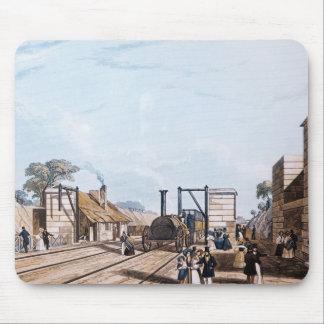 Ferrocarril de Liverpool y de Manchester: Alfombrillas De Raton