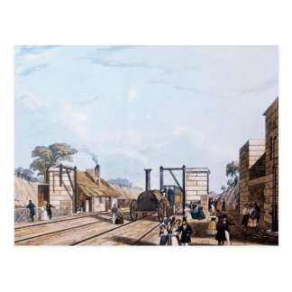 Ferrocarril de Liverpool y de Manchester: Tarjetas Postales