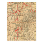 Ferrocarril de Louisville y de Nashville Postal