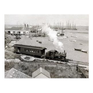 Ferrocarril de Nantucket Tarjetas Postales