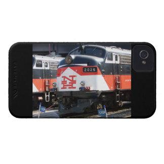 Ferrocarril de New Haven, C-DOT FL los 9M 2026 iPhone 4 Case-Mate Funda