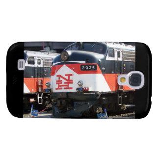 Ferrocarril de New Haven, C-DOT FL los 9M 2026 Funda Samsung S4