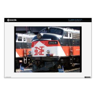 Ferrocarril de New Haven, C-DOT FL los 9M 2026 pie Skins Para 33cm Portátil