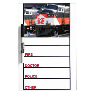 Ferrocarril de New Haven, C-DOT FL los 9M 2026 Pizarras Blancas De Calidad