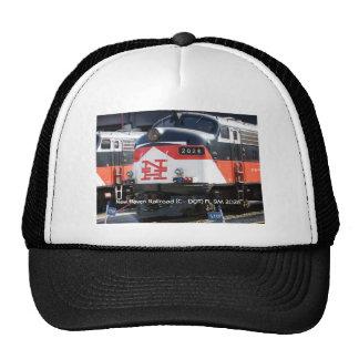 Ferrocarril de New Haven (PUNTO) de la c FL los 9M Gorros Bordados