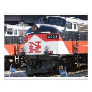 Ferrocarril de New Haven PUNTO de la c FL los 9M Arte Fotografico