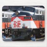 Ferrocarril de New Haven (PUNTO) de la c FL los 9M Alfombrilla De Ratón