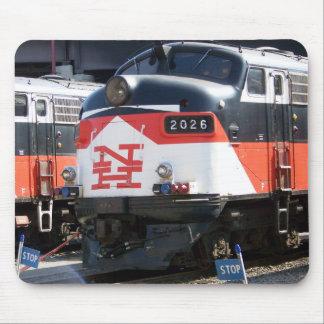 Ferrocarril de New Haven PUNTO de la c FL los 9M Alfombrilla De Ratón