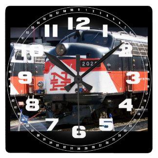 Ferrocarril de New Haven, reloj de pared 2026 de