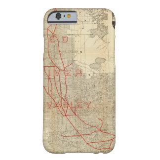 Ferrocarril de San Pablo, de Minneapolis y de Funda Para iPhone 6 Barely There